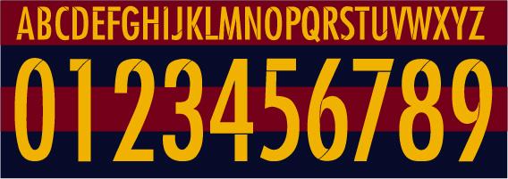 バルセロナ 2015-2016タイプ