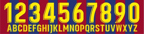 バルセロナ 2018-2019タイプ
