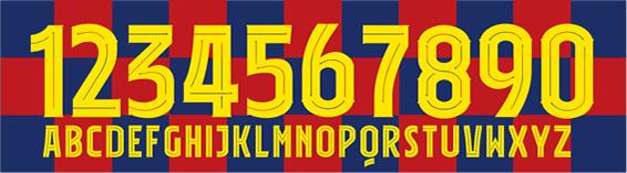 バルセロナ 2019-2020タイプ