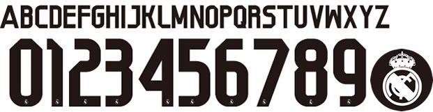 レアルマドリード 2014-2015タイプ